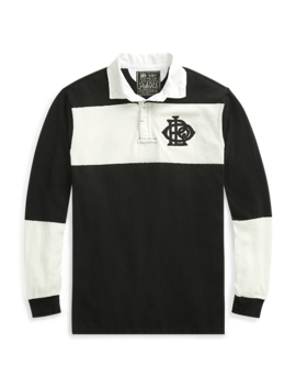 Classic Fit Cotton Rugby Shirt by Ralph Lauren