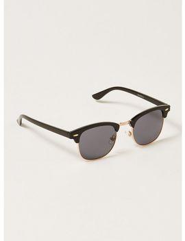 Classic Black Sunglasses by Topman