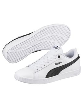Smash V2 Leather Women's Sneakers by Puma