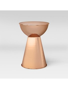Hourglass Accent Table   Project 62™ by Shop Collections
