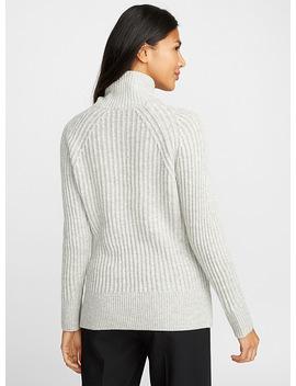 Emmitt Graphic Rib Sweater by Judith & Charles