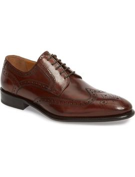 Venucci Imperial Wingtip Derby by Florsheim