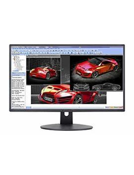 """Sceptre E248 W 19203 R 24"""" Ultra Thin 75 Hz 1080p Led Monitor 2 X Hdmi Vga Build In Speakers, Metallic Black 2018 by Amazon"""