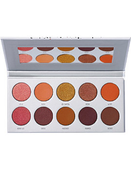 Morphe X Jaclyn Hill The Vault Ring The Alarm Eyeshadow Palette by Morphe