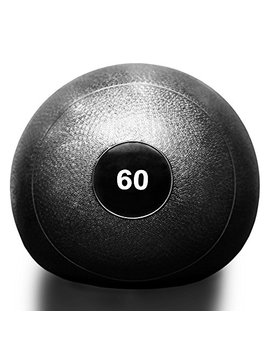 Rep V2 Slam Balls For Strength And Conditioning, Slam Ball Exercises, And Cardio Workouts (5, 10, 15, 20, 25, 30, 35, 40, 45, 50, 60, 70, 100 Lbs)   Select Sizes 30 Percents Off by Rep Fitness
