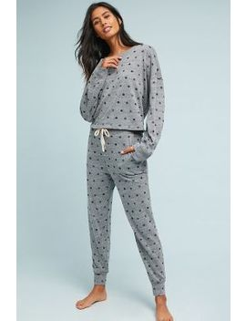 Splendid Dotted Sweatpants by Splendid