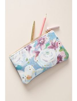 Ramona Pencil Pouch by Anthropologie