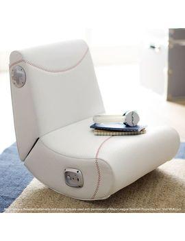 Baseball Mini Rocker Speaker Chair by P Bteen