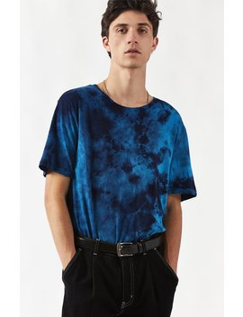Void Washed Scallop T Shirt by Pac Sun