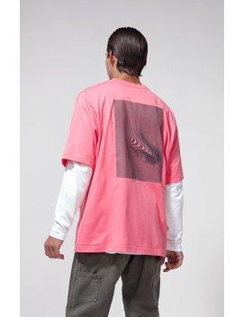 Backprint T Shirt by Adidas