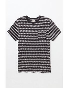 Jacquard Pocket T Shirt by Insight