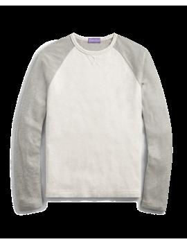 Crewneck Long Sleeve T Shirt by Ralph Lauren