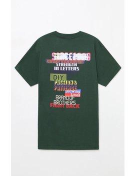 Gone Bar Logo T Shirt by The Hundreds