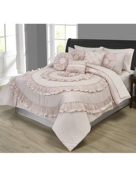 House Of Hampton Lytle 10 Piece Reversible Comforter Set .Ca by House Of Hampton