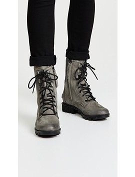 Phoenix Lace Boots by Sorel