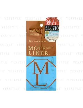 Mote Liquid Eyeliner (Brown) by Flowfushi