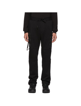 Black Utility Cargo Pants by Alyx