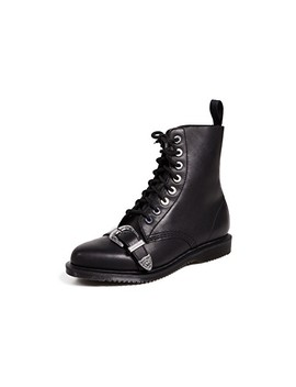 Ulima 8 Eye Boots by Dr. Martens
