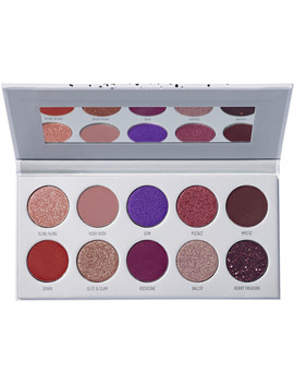 Morphe X Jaclyn Hill The Vault Bling Boss Eyeshadow Palette by Morphe