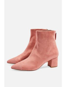Bambi Toe Cap Boots by Topshop