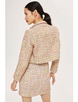 Boucle Suit by Topshop