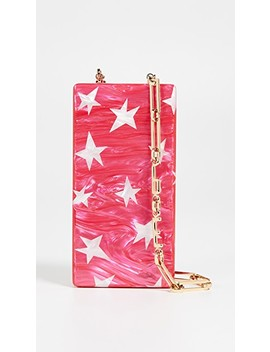 Mini Stars Cross Body Bag by Edie Parker