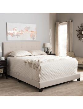 Baxton Studio Brookfield Contemporary Tufted Bed by Kohl's