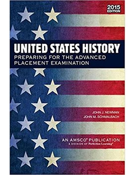 United States History: Preparing For The Advanced Placement Examination (2015 Exam)   Student Edition Softcover by Amazon