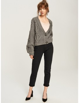 Wool Blend Sweater by Reserved