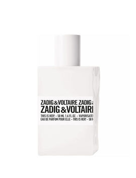 Zadig & Voltaire Perfume This Is Her 50ml Edp Spray 200ml Body Lotion by Zadig & Voltaire