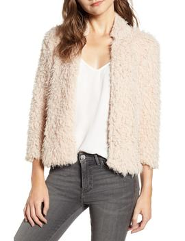 Bishop + Young Faux Fur Jacket by Bishop And Young
