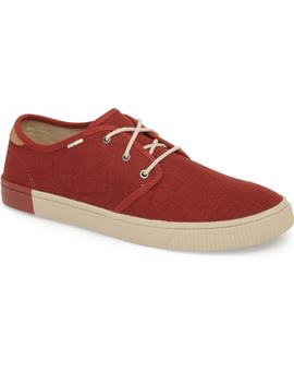 Carlo Low Top Sneaker by Toms