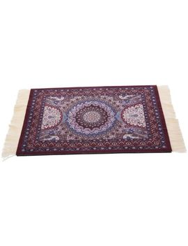 Magical Persian Mouse Pad Rug Bohemia Carpet Crown Mousepad Table Cup Mat L6w6 by Ebay Seller