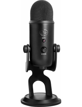Yeti Usb Multi Pattern Electret Condenser Microphone by Blue Microphones