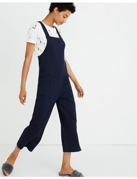 Knit Patch Pocket Overalls by Madewell