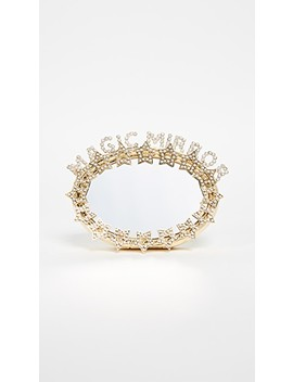 Magic Mirror Clutch by Benedetta Bruzziches