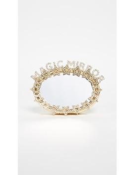 Magic Mirror Clutch by Benedetta Bruzziches