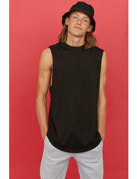 Ärmelloses T Shirt by H&M