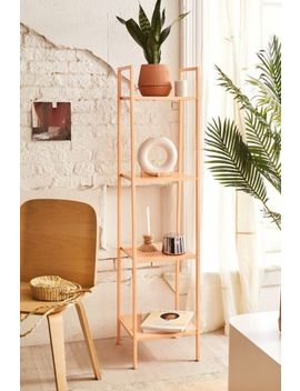 Maki Narrow Shelving Unit by Urban Outfitters