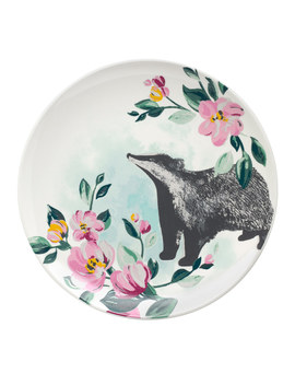 Badger Side Plate by Cath Kidston