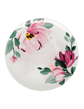 Large Paintbox Flowers Dinner Plate by Cath Kidston
