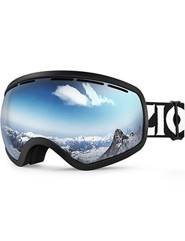 Zionor Lagopus Ski Snowboard Goggles Uv Protection Anti Fog Snow Goggles Men Women Youth by Zionor