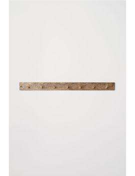 Garderobe Aus Holz by H&M