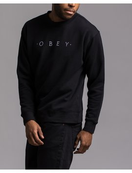 Div Sweatshirt by Obey