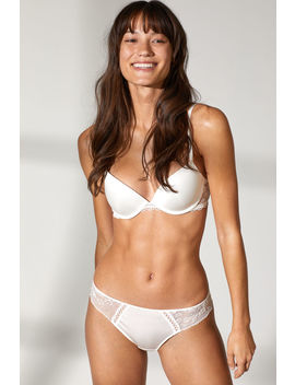 Slip Bikini Aus Micro/Spitze by H&M