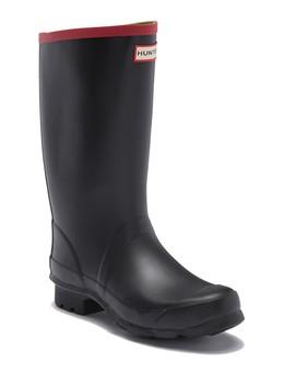 Argyll Short Knee Waterproof Boot (Unisex) by Hunter