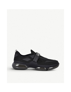 Cloudbust Mesh Trainers by Prada