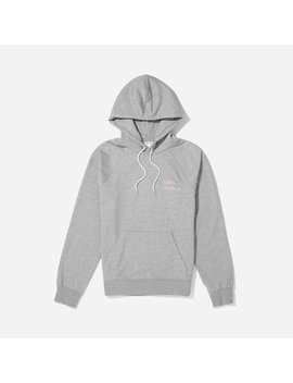 The 100 Percents Human Unisex French Terry Sweatshirt In Small Print by Everlane