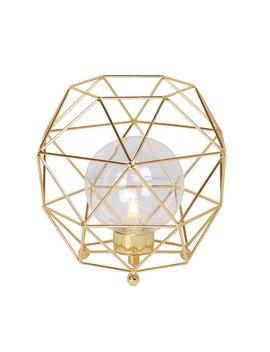 Verta Table Lamp (H23cm X W25cm) by Matalan