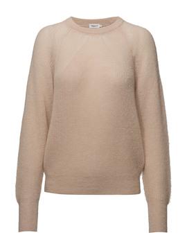 Mohair R Neck Sweater by Filippa K